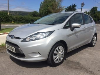 £2795 – Ford Fiesta 1.25 Style + 5dr